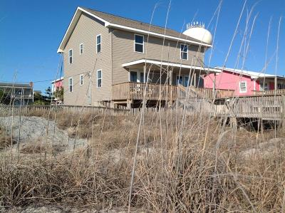 Emerald Isle Single Family Home For Sale: 711 Ocean Drive