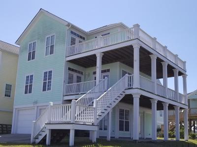 Atlantic Beach Condo/Townhouse For Sale: 1502 Fort Macon Road E #West