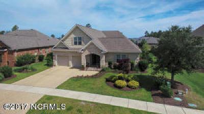 Leland Single Family Home For Sale: 1606 N Stillwood Drive