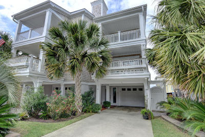 Wrightsville Beach Condo/Townhouse For Sale: 108 S Lumina Avenue #A