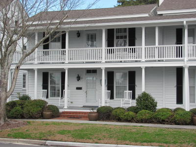 Beaufort Condo/Townhouse For Sale: 121 Front Street