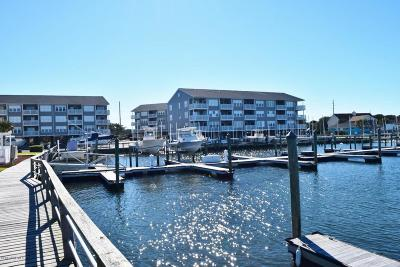 Indian Beach Condo/Townhouse For Sale: 1010 Salter Path Road #8