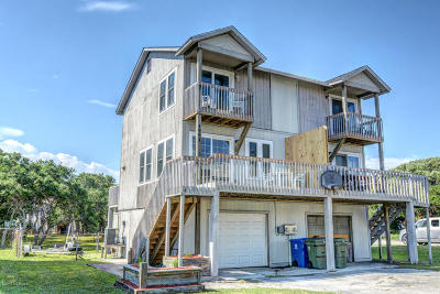 North Topsail Beach, Surf City (onslow) Condo/Townhouse For Sale: 1991 New River Inlet Road