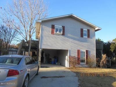 Hampstead Single Family Home For Sale: 801 E Nassau Road