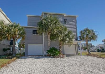 Ocean Isle Beach Single Family Home For Sale: 48 Raeford Street