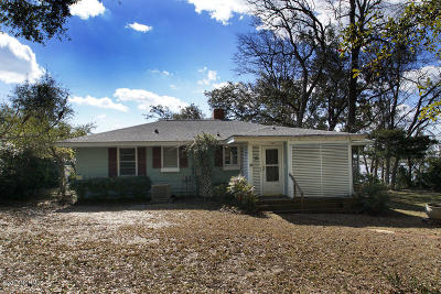 Sunset Beach Single Family Home Sold: 219 W Canal Avenue