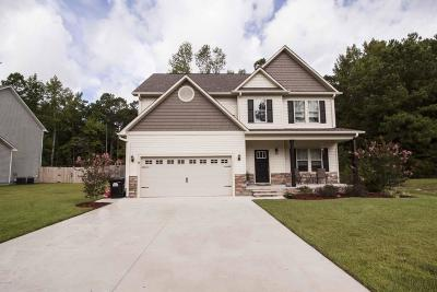 Onslow County Single Family Home For Sale: 119 Cedar Ridge Drive