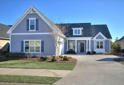 Southport Single Family Home For Sale: 3221 Seagrass Court