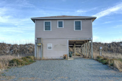 North Topsail Beach, Surf City (onslow) Single Family Home For Sale: 508 Ocean Drive