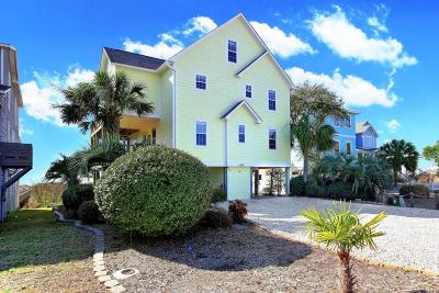 Oak Island Single Family Home For Sale: 6703 Loggerhead Court