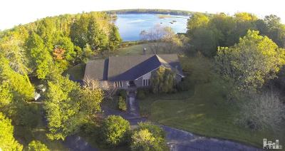 Hampstead Single Family Home For Sale: 429 Bay Retreat Road