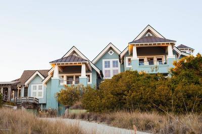 Bald Head Island Single Family Home For Sale: 3 Thistle Ridge