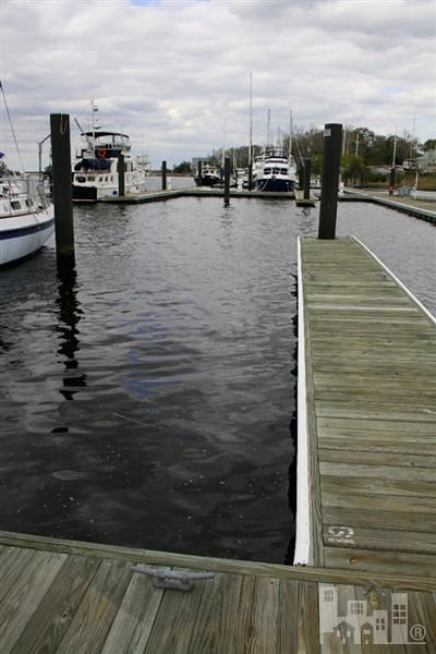 Wilmington Boat Slip For Sale: 1701 Jel Wade Drive #19