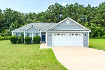 Richlands Single Family Home For Sale: 111 Cherry Grove Drive