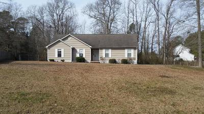 Richlands Single Family Home Active Contingent: 161 Core Road