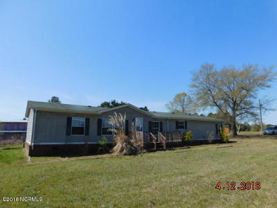 Richlands Manufactured Home For Sale: 162 Arabian Lane