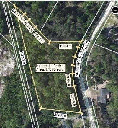 Jacksonville Residential Lots & Land For Sale: 200 Newbold Road