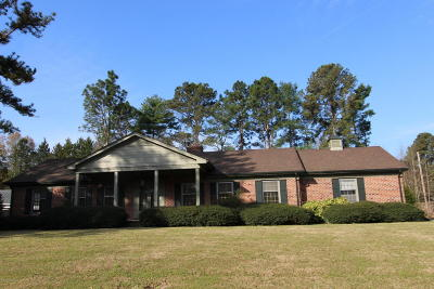 Edgecombe County Single Family Home For Sale: 1102 Vance Drive