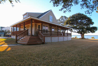 Morehead City Single Family Home For Sale: 143 Hamilton Road