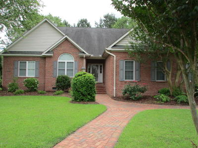 Greenville Single Family Home For Sale: 553 Westminster Circle