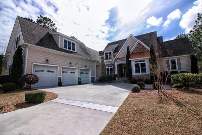 Southport Single Family Home For Sale: 4000 Wyndmere Drive