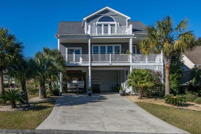 Carolina Beach, Kure Beach Single Family Home For Sale: 405 Largo Way