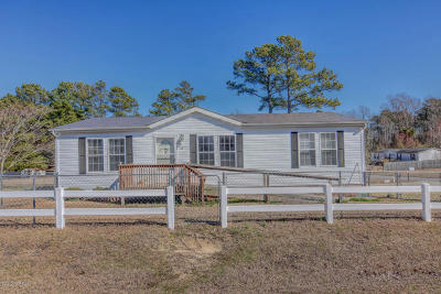Hubert Manufactured Home For Sale: 108 Englewood Drive