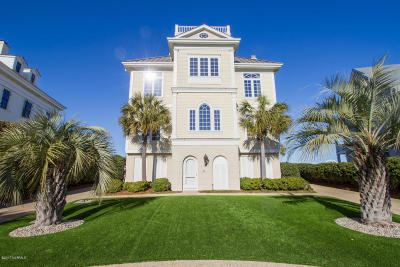 Wilmington Single Family Home For Sale: 538 N Beach Road