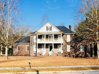 Single Family Home For Sale: 200 Drayton Hall