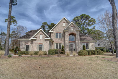 Wilmington Single Family Home For Sale: 8930 Champion Hills Drive