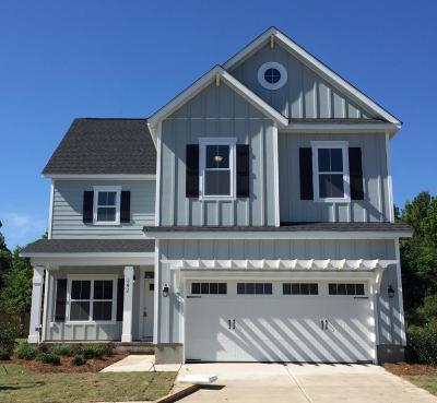 Wilmington Single Family Home For Sale: 342 Hanover Lakes Drive