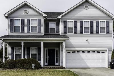 Cape Carteret Single Family Home For Sale: 311 Bahia Lane