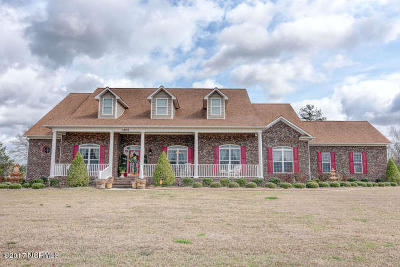 Jacksonville Single Family Home For Sale: 1401 S Stage Coach Trail