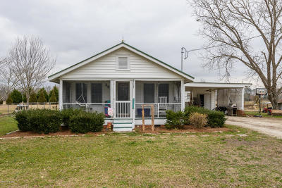Greenville Single Family Home For Sale: 2825 Mills Road