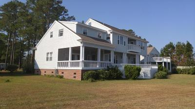 Onslow County Single Family Home For Sale: 150 Old Ferry Road