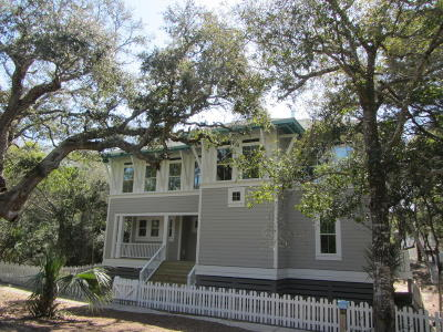 Bald Head Island Single Family Home For Sale: 604 Kinnakeet Way