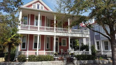 Wilmington Single Family Home For Sale: 609 Dock Street