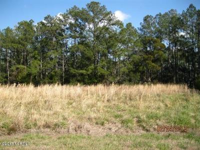 Beaufort Residential Lots & Land For Sale: 211 Ida Bell Lane