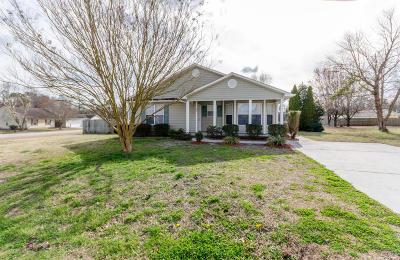 Jacksonville Single Family Home For Sale: 304 Cornsilk Court