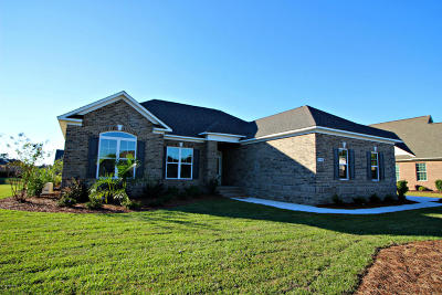 Leland Single Family Home For Sale: 968 Woodwind Drive