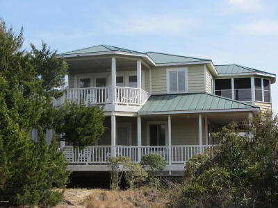 Bald Head Island Single Family Home For Sale: 7 Spikerush Court