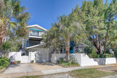 Wrightsville Beach Single Family Home For Sale: 311 N Channel Drive