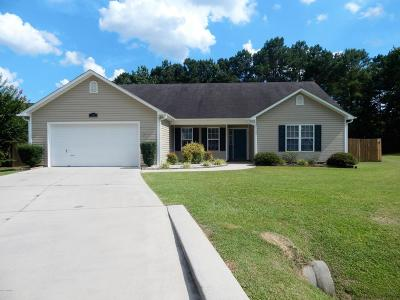 richlands Single Family Home For Sale: 310 Vito Court