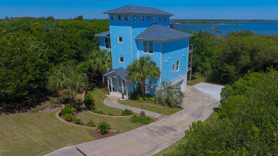 Emerald Isle Single Family Home For Sale: 4308 Emerald Drive
