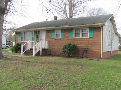Onslow County Single Family Home For Sale: 123 Puller Drive