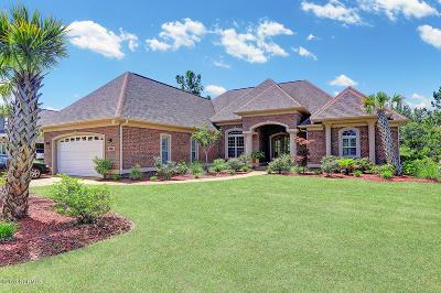 Leland Single Family Home For Sale: 2523 Sugargrove Trail NE