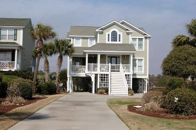 Holden Beach Single Family Home For Sale: 330 Marker Fifty Five Drive