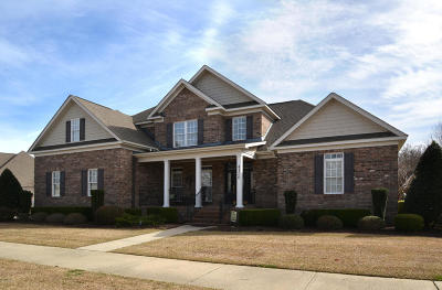 Greenville Single Family Home For Sale: 4120 Countrydown