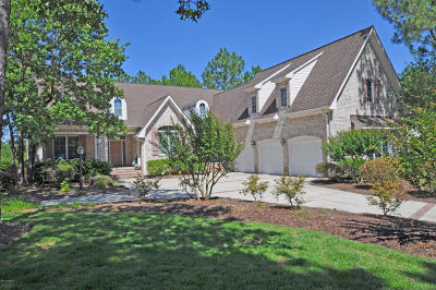 Southport Single Family Home For Sale: 3724 Players Club Drive SE