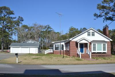 Davis Single Family Home For Sale: 190 Community Road